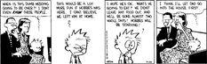 Calvin and Hobbes Comics