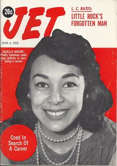 JUN 4 1959 JET MAGAZINE VOL.16 #6 (Judelle Moore)