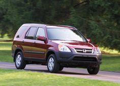 2003 Honda CR V
