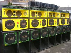 Axis Sound System