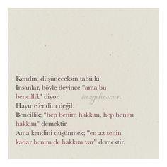 Kendini düşüneceksin. #ezgihoscan #edebiyat #alıntı #şiirsokakta