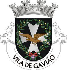 Portugal, City Logo, Coat Of Arms, Terra, Knights, Badge, Symbols, Gallery, Illustration
