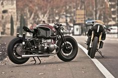 BMW R90S by Sébastien Beaupère ~ Return of the Cafe Racers
