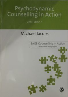 Psychodynamic counselling in action (2010)