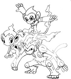free printable pokemon coloring pages - Pokemon Coloring Pages Cartoons ColoringPedia