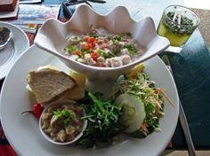 Nadina Fijian Restaurant, Port Denarau is one of the few restaurants in town specialising in Fijian cuisine beyond lovo buffets.
