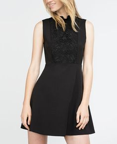 Image 2 of COMBINED DRESS from Zara