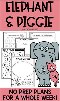2bfa2e55f912 48 Inspiring Piggie and Elephant images