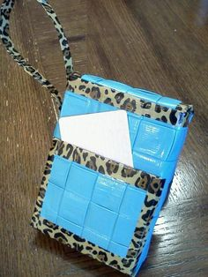 On-the-go Duct Tape Wristlet ... from Hamptons Treasure for $12.00