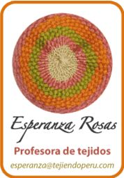 tejiendo peru - Greatr source for patterns, tecniques and stitches with great tutorials - in Spanish