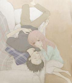 Sad Anime, Anime Love, Kawaii Anime, Anime Guys, Manga Anime, Anime Art, Koe No Katachi Anime, A Silent Voice Manga, Dibujos Anime Chibi