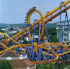 Dorney Park ~ Allentown ~ Pennsylvania something to do this summer