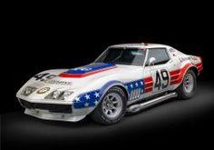 1972 Chevrolet Corvette Stingray ZL1 BFG John Greenwood C-3 race racing supercar classic wallpaper