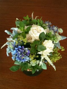 Gorgeous bouquet from farver