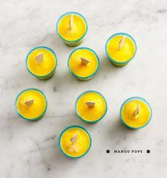 Mango Lime Pops Recipe on Yummly