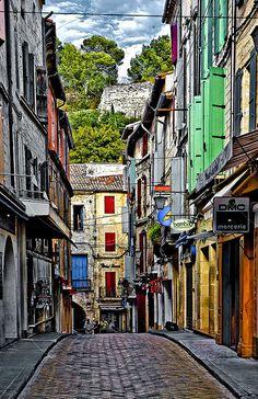 Rue de Sommiéres