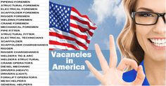 Vacancies Urgently In United States   The United States is the most Popular country around the World with Alaska in the northwest and Haw...