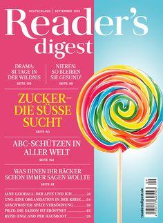 Zucker - Die süße Sucht - Reader's Digest September 2016