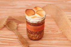 S'mores, Jars, Gemma Stafford, Recipes, Bigger Bolder Baking, Chocolate