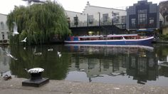 Regents Canal Regents Canal, London View