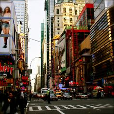Near Times Square, NYC