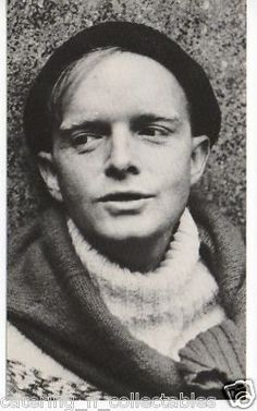 † Truman Capote (Truman Streckfuss Persons) (September 30, 1924 - August 25, 1984) American writer, known from the books 'In cold blood' from 1966 and 'Breakfast at Tiffany's' from 1958.