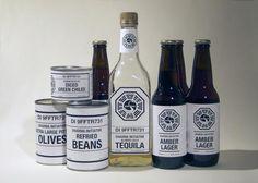 DHARMA Initiative food labels