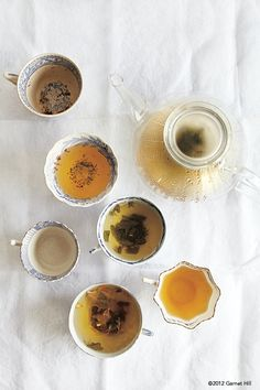 Find an antique teacup and make it your special cup for tea. Enjoy the ritual of brewing your favorite fragrant loose tea. Collect different teas. Drink with full attention. Reenergize. #inspiration