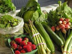 Contenu d'un panier de fruits et légumes bio #Orne #PureNormandie