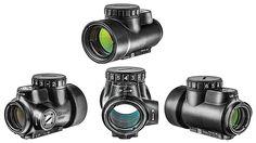 Trijicon's new MRO delivers maximum reflex sight capabilities in a micro-sized package!