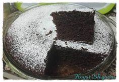 Bizcocho Integral de Chocolate sin Lactosa