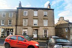 Skeldale House (Cringley House was used as Skeldale) in Askrigg, Wensleydale: the fictional 'Darrowby' in 'All Creatures Great & Small'