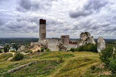 Zamek w Olsztynie – potoczna nazwa ruin średniowiecznego zamku królewskiego, znajdującego się we wsi Olsztyn w województwie śląskim