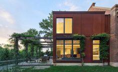 Cambridge Residence by Stern McCafferty Architects
