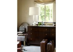 barbara barry realized by henredon winslow wing chair barbara barry ...