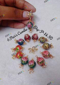 Gold Mangalsutra Designs, Gold Jewellery Design, Gold Jewelry, Beaded Jewelry, Baby Jewelry, Kids Frocks, Neck Piece, Ear Rings, Durga