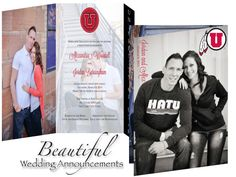 Invitation Voting   Beautiful Wedding Announcements. Vote for you favorite at www.ultimateutahwedding.com
