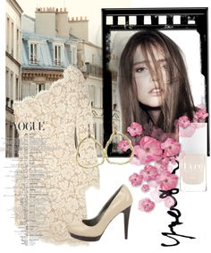 """Paris is Lovely, but I miss you"" by jpselects on Polyvore"