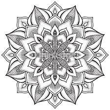 Image result for mandala designs flower