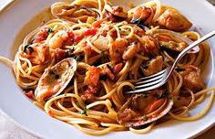 pasta from sea