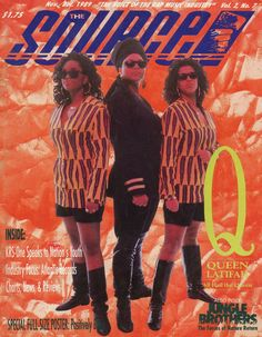 Krs One, Source Magazine, Queen Latifah, Rap Music, Back In The Day, Magazine Covers, Magazines, November, Bee