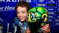 Rossi helmet, Muguello 2013