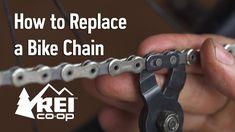 Bike Maintenance: How to Replace a Bike Chain