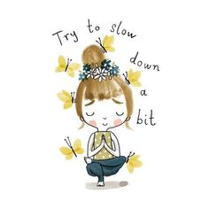 The perfect Sunday post. Bring awareness to each moment, take deeper breaths, rest. What does being present feel like for you? Cute Quotes, Girl Quotes, Words Quotes, Yoga Quotes, Motivational Quotes, Inspirational Quotes, Yoga Cartoon, Buddha Doodle, Yoga Training