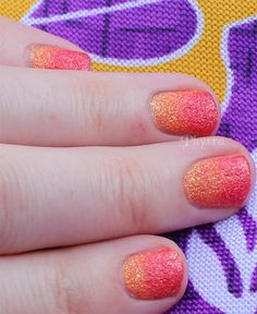 Textured Ombre