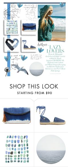 """""""Lazy lovers"""" by alongcametwiggy ❤ liked on Polyvore featuring Mercado Global, MICHAEL Michael Kors and Talitha"""