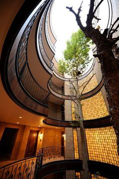 Architecture without Cutting Any Trees: Niavaran Residential Complex in Iran