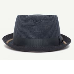 fcf78c2f2a646 The New Guy Straw Pork Pie Hat