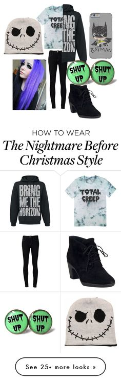 """Outfit for Today"" by fluffypunkk on Polyvore featuring moda, Ström e Clarks"
