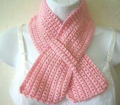 Cozy Neckwarmer Crochet Pattern  is not free. Just thought it was neat.